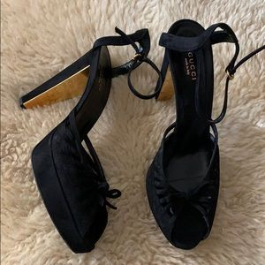 GUCCI SANDALS SIZE 8.5